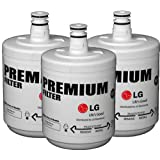 LG LT500P-3 500 Gallon Capacity Vertical Water Filter, 3-Pack