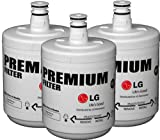 LG LT500P-3 500 Gallon Capacity Vertical Water Filter, 3-Pack