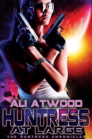 book cover of Huntress At Large