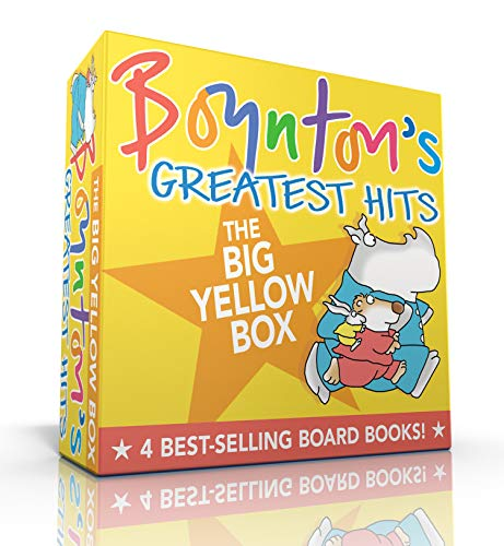 Boynton's Greatest Hits: Volume II (The Going to Bed Book, Horns to Toes, Opposites, But Not the -