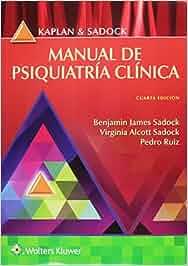 Kaplan y Sadock. Manual de psiquiatría clínica: Amazon.es