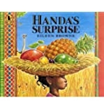 [ Handa's Surprise (Reading and Math Together) ] By Browne, Eileen ( Author ) [ 2011 ) [ Paperback ]