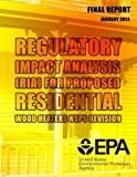 Regulatory Impact Analysis (RIA) for Proposed Residential Wood Heaters NSPS Revision Final Report by Jeffrey Petrusa (2014-10-09)