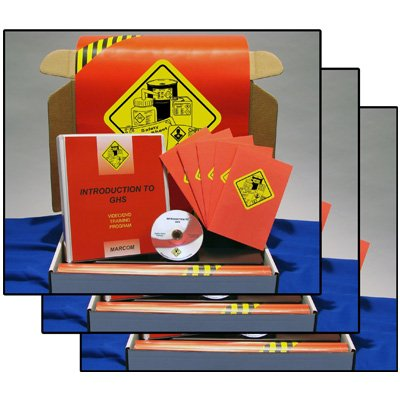 GHS Compliance Kits - GHS Reg Compliance Kit GHS Intro
