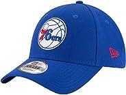 New Era 9FORTY The League NBA Philadelphia 76ers Adjustable Baseball Cap