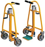 Hu-Lift FM60 Manual Furniture Mover, 1320 lbs Capacity, 21.5'' Length x 15.4'' Width x 30.7'' Height