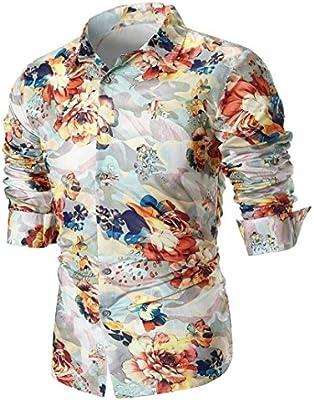 Ropa Hombre Camisetas, ❤️Zolimx Camiseta con Conjuntos Manga Larga para Hombre Tallas Grandes Blusas Ropa Hombre Verano 2018 Oferta