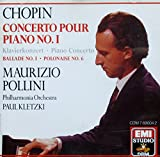 Chopin: Piano Concerto No.1 etc.