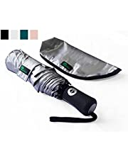 Umenice UPF 50+ UV Protection Travel Umbrella Ultra Light Weight