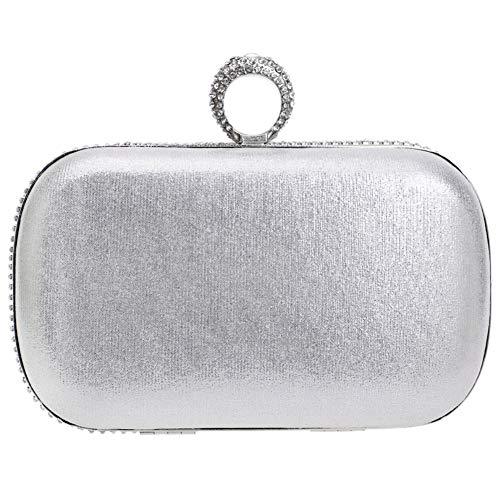 Key Handbags Lipstick Chain Color Womens Bridal Purse Dress Shoulder Evening Bags Clutches Multi xp6nSYT