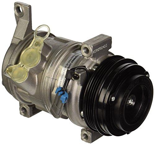 Gmc Yukon A/c Compressor - Global Parts 6511414 A/C Compressor