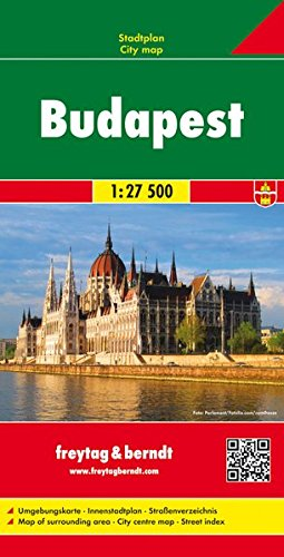 Budapest, Hungary (English, Spanish, French, Italian and German Edition)