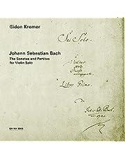 Bach,J.S: Sonatas & Partitas For Solo Violin