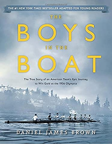 Boy In A - The Boys in the Boat (Young Readers