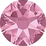 2000, 2058 & 2088 Swarovski Flatback Crystals Non Hotfix Light Rose | SS16 (3.9mm) - Pack of 1440 (Wholesale) | Small & Wholesale Packs | Free Delivery