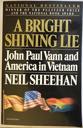 Book cover from A Bright Shining Lie by Neil Sheehan