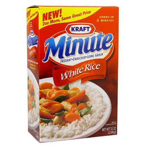 Amazon.com : Minute Instant Brown Rice, 14 Oz : Brown Rice