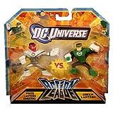 DC Universe Action League White Lantern Sinestro v Green Lantern 2-Pack