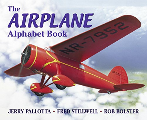 Airplane Alphabet Book - The Airplane Alphabet Book (Jerry Pallotta's Alphabet Books)