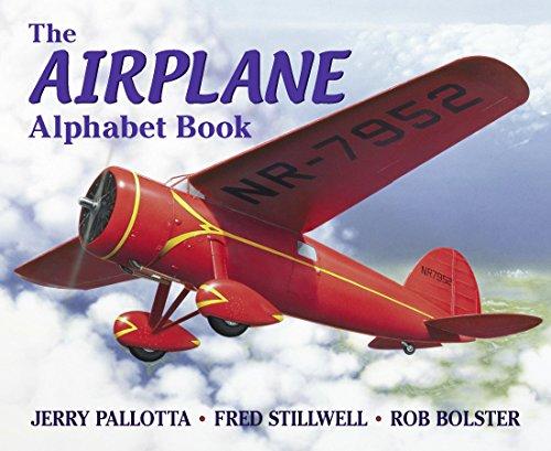 - The Airplane Alphabet Book (Jerry Pallotta's Alphabet Books)