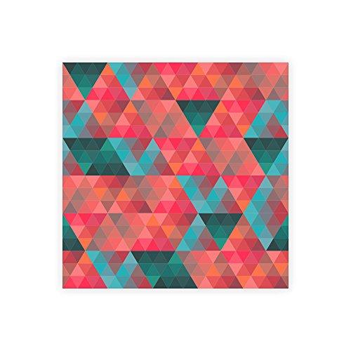 Regina Saco Metalizado 15x29cm Triangulos - Pacote De 50 Unidades