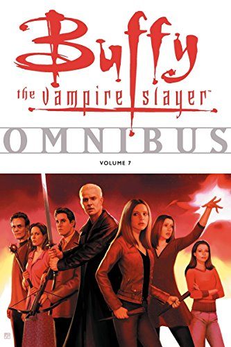 Buffy The Vampire Slayer Omnibus Volume 7 -