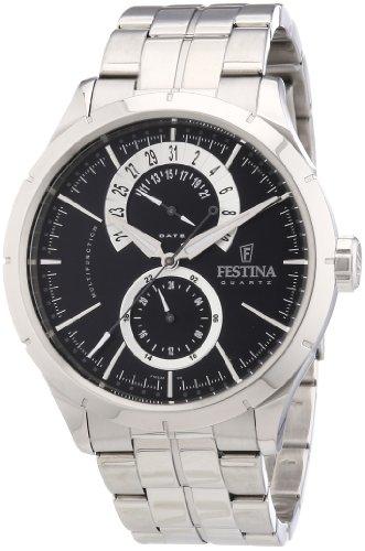Festina Sport Mens Wristwatch Classic Design