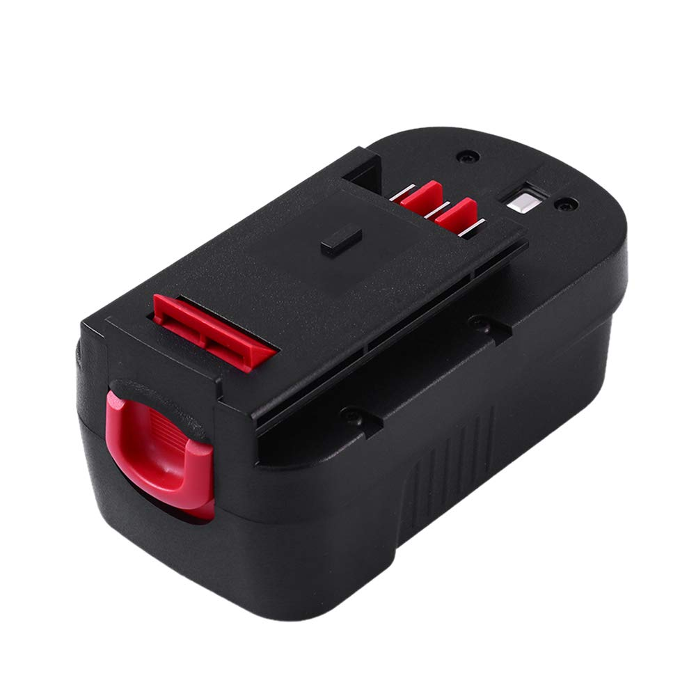 Topbatt 18V 3.6Ah Extended Capacity Battery for Black and Decker HPB18-OPE HPB18 244760-00 A1718 Cordless Power Tools
