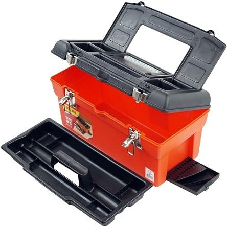 Stalwart – 75-20105A 16″ Utility Tool Box...