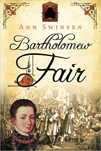 Bartholomew Fair (The Chronicles of Christoval Alvarez) (Volume 4) by Ann Swinfen (2014-12-09)