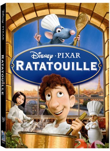 Ratatouille (Ws Ac3 Dol Ocrd) [DVD] [2007] [Region 1] [US Import] - Movie Dvd Ratatouille