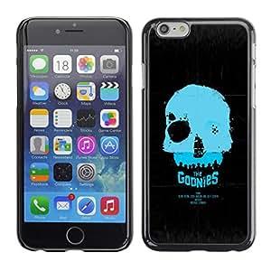 Caucho caso de Shell duro de la cubierta de accesorios de protección BY RAYDREAMMM - Apple Iphone 6 Plus 5.5 - Los Goonies