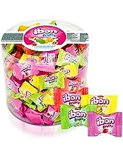 Ibon Sütlü Meyveli Şeker Silindir 1 kg