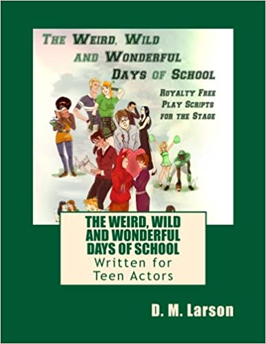 The Weird, Wild and Wonderful Days of School: Royalty Free