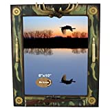camouflage picture frame - LL Home Antler Camouflage Photo Frame, 8 by 10-Inch