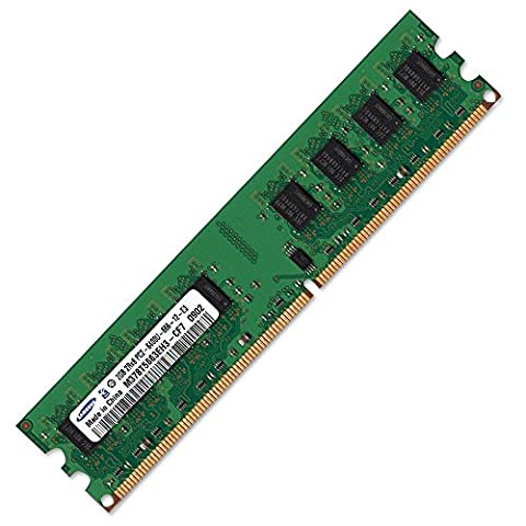 Samsung 2GB DDR2 RAM PC2-6400 240-Pin DIMM Major/3rd - Line Dimm Memory