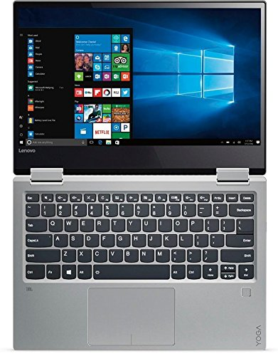 Lenovo Yoga 720 2-in-1 13.3″ FHD IPS Touch-Screen Ultrabook, Intel Core i5-7200U, 8GB DDR4 RAM, 256GB SSD, 802.11ac, Bluetooth, Fingerprint Reader, Backlit Keyboard, Thunderbolt, Windows Ink-Windows10