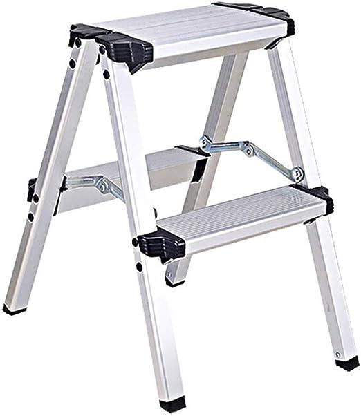 Inicio Escalera plegable Inicio plegable de aluminio Escalera ...