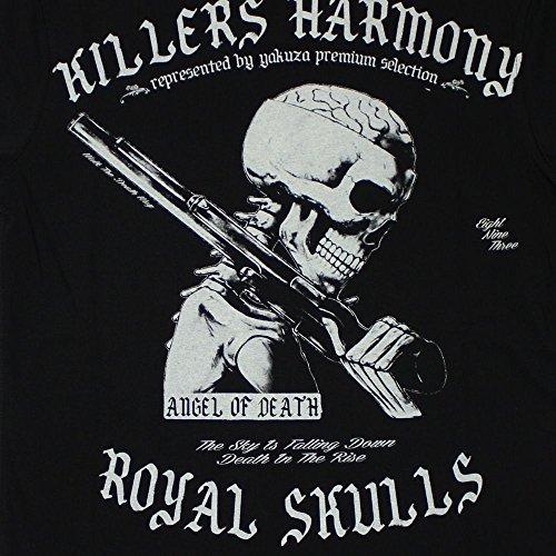 Yakuza Premium T-Shirt 1916 schwarz