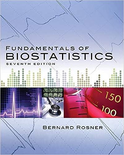 Fundamentals Of Biostatistics Rosner Fundamentals Of