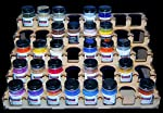 GameCraft Miniatures Paint Rack - 32mm Model Master by GameCraft Miniatures