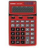 Monroe 240ZR 6.81''L x 4.17''W x 1.02''H 12 Digit Calculator