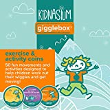 Kidnasium Giggle Activity Box Fitness & Exercise