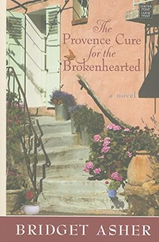 book cover of The Provence Cure for the Brokenhearted