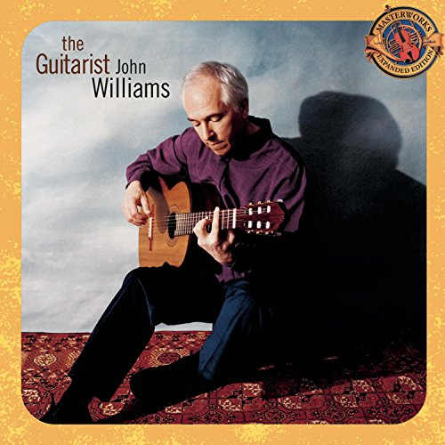 Cover of The Guitarist - Expanded Edition