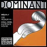 Thomastik Dominant 4/4 Violin E String Medium Aluminum-Steel Ball-End