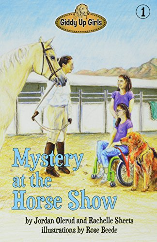 Mystery at the Horse Show: Giddy Up Girls (Horror One Sheet)