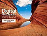 Scott Kelby's Digital Photography Boxed Set, Volumes 1 and 2, (Offered Exclusively by Amazon) (Includes The Digital Photography Book Volume 1, The ... Book Volume 2, and Limited Signed Print)