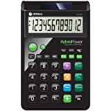 Datexx DD-632B 12 Digit Hybrid Designer Desktop Calculator