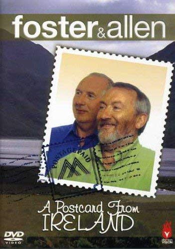 Foster & Allen - A Postcard From Ireland (New Packaging) [Region 4]